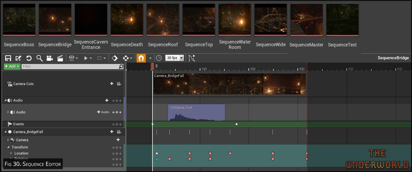 Making of – Underworld Ep 1 | Aaron Trotter | Shader Programmer