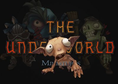 The Underworld: Miniatures