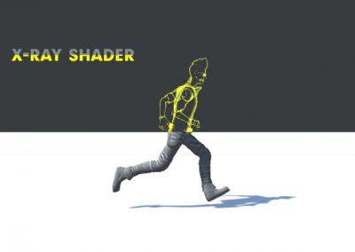 X-Ray Shader